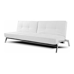 White Leather Convertible Euro Sofa Lounger - About AbbysonBased in California, Abbyson has been America's leading home lifestyle furnishings brand since 1989. Following a mission that aims to combine style, function, affordability, sustainability and diversity into all their products, Abbyson creates classic and transitional designs that let their customers regain the control in the environments that they call home. With operations in Italy, China, and Germany, Abbyson focuses on using the finest materials, craftsmen, and techniques, from their classic leather furniture sets to organic, hand-knotted Tibetan rugs. Abbyson recently partnered with the Sustainable Furnishings Council as part of their effort to find new ways to bring sustainable practices to home furnishings marketplace. Through their green initiatives and everyday design and construction practices, Abbyson keeps striving to meet their customer's lifestyle needs, and revitalize their day-to-day routines.