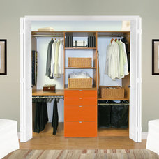 Modern Closet Organizers by Contempo Space