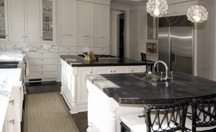 kitchen kitchen countertop materials 5 more great alternatives to ...
