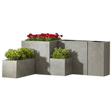 Modern Outdoor Pots And Planters by PlantContainers