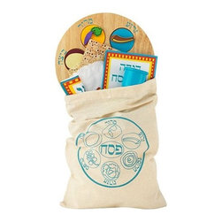 KidKraft - Passover Set by Kidkraft - The Passover Seder is an important time of year for Jewish families. Our Passover Set helps children learn about this important tradition in a hands-on manner that is sure to hold their interest.