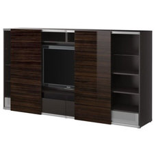 Modern Media Storage by IKEA