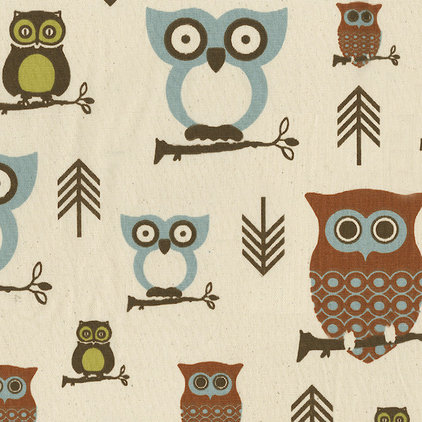 Guest Picks Make Your Nursery A Hoot With Owl Fabric