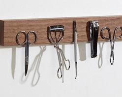 "M.O.C. Board Walnut - 12"" Walnut Magnetic knife strip"