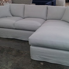 Eclectic Sectional Sofas by Sofas Tables and More