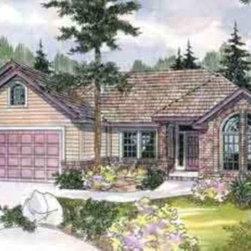 House Plan 124-531 -