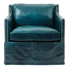 contemporary armchairs by Alice Lane Home Collection