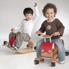 Modern Kids Toys by Wishbone Design Studio
