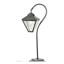 Meyda Lighting - Meyda Lighting Newport Shepherd's Hook Landscape Fixture - -Height: 25""