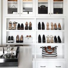 Transitional Closet by The Design Co
