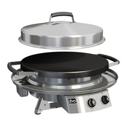 Evo Professional Tabletop - Evo Professional Tabletop flattop grill.  Great for at home or on the road: backyard, camping or tailgating! www.evoamerica.com