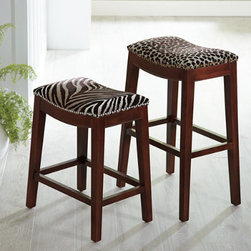 Zebra Bar Stools Amp Counter Stools Shop For Barstools And
