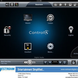 Control 4 Home Automation - Home Theater and Monitoring - Complete Home Automation - Control 4 - Home Theater and Monitoring