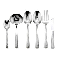 Oneida - Oneida Heirloom Cabria 6 Pc. Serving Set - Includes: