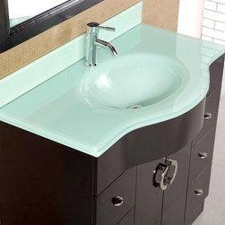 "40"" Aria Single Bath Vanity (DEC061) -"