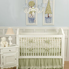 Traditional Baby Bedding by Doodlefish