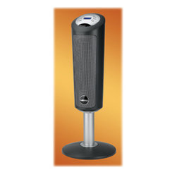 """Lasko Products - 30"""" Dig Ceramic Pedestal Heater - Lasko 30"""" Tall Digital Ceramic Pedestal Heater with Remote Control Elevated Pedestal Heater quickly circulates warmth where it's needed most at Seated Height."""