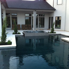 Modern Pool by Omega Pools, LLC  281-330-6771
