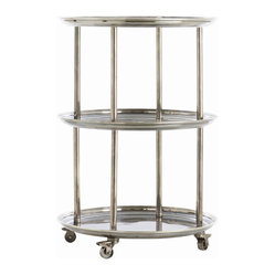 DuBois Bar Cart By Arteriors