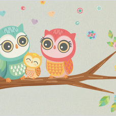 Eclectic Kids Wall Decor by Bright Star Kids