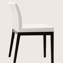 Soho Concept - ARIA WOOD DINING CHAIR - ARIA WOOD - Aria Collection Counter Bar Stool