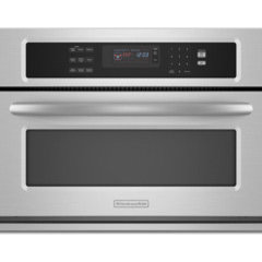 "contemporary microwave KitchenAid Built-In Convection Microwave | 30"" Width"