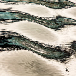 Dark Eclipse Studios - Limited Edition Fine Art Metallic Paper Print 20x30 - Circlles of life - Abstract photographs require several elements to appear like it is well-composed. Lines make up a beautiful composition for an abstract scene. This photo features lines which are really creative and suggestive. The horizontal lines give this image a calm and zen feeling. It makes viewers feel relaxed and just take a break and allows them to go with the flow.