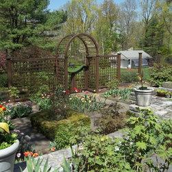 New Vernon New Jersey - Lattice & Arbor -