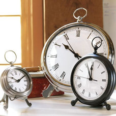 Modern Clocks by Pottery Barn