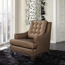 Contemporary Armchairs by Ewins Habitat