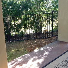 Traditional Patio by FLO Grills of Austin