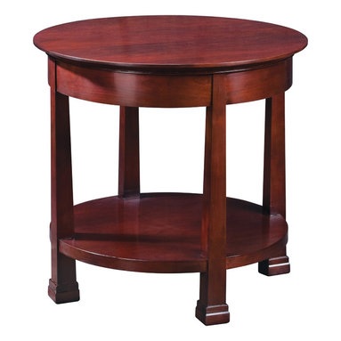 Stickley Round Lamp Table 8776 -
