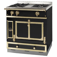 Traditional Ovens La Cornue Chateau Series, Black
