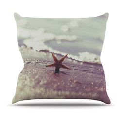 """Kess InHouse - Libertad Leal """"You are a Star"""" Throw Pillow (Outdoor, 20"""" x 20"""") - Decorate your backyard, patio or even take it on a picnic with the Kess Inhouse outdoor throw pillow! Complete your backyard by adding unique artwork, patterns, illustrations and colors! Be the envy of your neighbors and friends with this long lasting outdoor artistic and innovative pillow. These pillows are printed on both sides for added pizzazz!"""