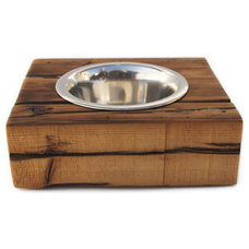 Modern Pet Bowls And Feeding by gopetdesign.com