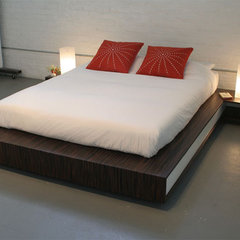 modern beds by 2Modern
