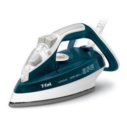 T-Fal/Wearever - T-Fal Ultraglide EasyCord Iron Green - T-FAL Ultraglide Iron with ceramic soleplate.  Anti-drip system.  Patented easy cord keeps it out of the way.  Comfort handle provides greater effortlessness while ironing.
