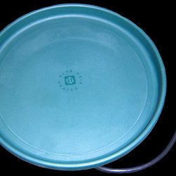 Songbird Essentials - Replacement Pan for SE501 Green - Replacement Pan for SE501 Clay. Depth is 1 inch.