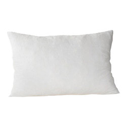 InnerSpace Luxury Products - Luxury Deluxe Shredded Memory Foam Pillow, White, Queen - Luxury Deluxe Shredded Memory Foam Pillow - Queen is composed of High density shredded memory foam cradles your head and shoulders for maximum comfort.   Can be scrunched and bunched for maximum sleeping comfort. Traditional shape.  Where Comfort and Good Health Come Together.  High quality.  One Year Warranty.  Made in Italy.