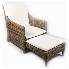 Contemporary Outdoor Chairs by philmichaeltradingcompany.com