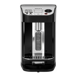 9.9 - Krups KM9008 Cup On Request Coffee Maker, 12 Cup - -12 cup capacity