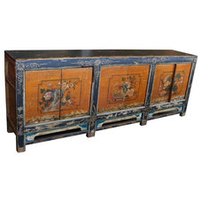 Asian Buffets And Sideboards by Mortise & Tenon Custom Furniture Store