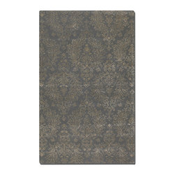 Uttermost - Paris Rug - Apartments in Paris are littered with this type of elegant, understated wool rug. The natural wool fibers naturally repel water, are easy to clean and hold their shape. It will add luxury and warmth to any room in your home.