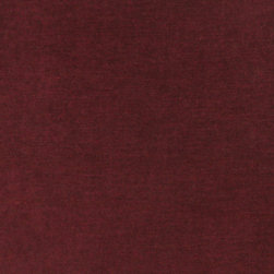 Burgundy Plush Elegant Cotton Velvet Upholstery Fabric By The Yard - Cotton velvet is one of a kind, at least ours is! Our cotton velvet is plush and exceptionally durable. This fabric will look great in your living room, or any place in your home. Our cotton velvets are made in America!