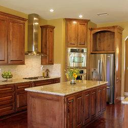 Custom Cabinetry -