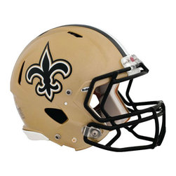 Brewster Home Fashions - NFL New Orleans Saints Teammate Helmet 3pc Wall Sticker Set - FEATURES: