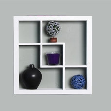 Modern Display And Wall Shelves  by Justin Hou