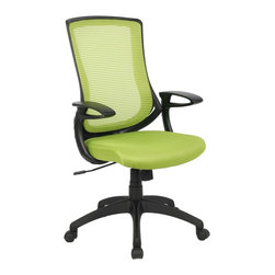 VIVA OFFICE® - VIVA OFFICE® High-Back Green Mesh Adjustable Office chair ,Computer Chair - VIVA Office, the professional office furniture supplier, now provides a great variety of excellent office chairs including ergonomic desk chair, task chair, executive & managerial chair, and more. With the combination of global intelligence, high quality material, reliable performance, and world class ergonomic design, VIVA keeps bringing best sitting experience to customers all over the world!