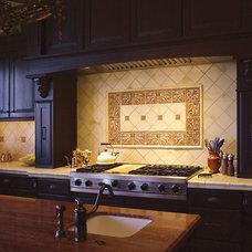 Mediterranean Kitchen by Missi Youngblood, Ralph's Interiors