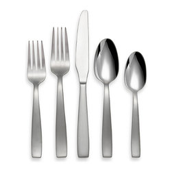 Oneida - Oneida Everdine 45-Piece Stainless Steel Silverware Set - Silverware isn't the most fun item to shop for, but you'll need a good set.